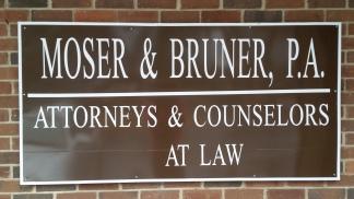 moser, garner, & bruner, p.a